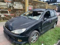 Peugeot Sw sucata
