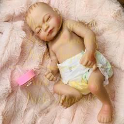 Bebê Reborn Prematuro