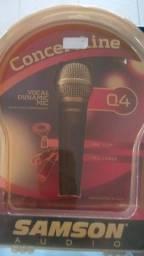 Título do anúncio: Microfone q4  vocal