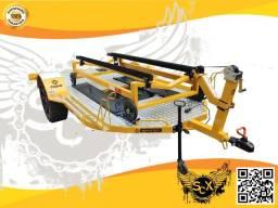 Reboque Bumblebee - Jet Ski, Moto, bike, UTV, Quadriciclo - Carretinha linha Transformers