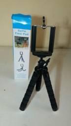 Título do anúncio: Tripé para webcam, celular e câmera digital
