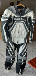 Título do anúncio: Macacão Alex Barros + Bota X11 Expert Riders