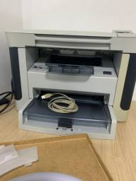 Título do anúncio: Impressora com problema na fonte