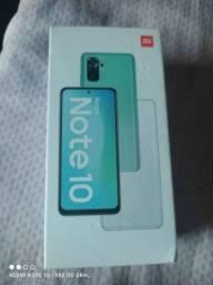 Título do anúncio: Xiaomi redmi note 10 venda ou troca