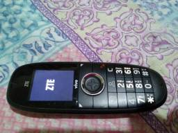 Título do anúncio: Telefone sem fio de Chip ZTe