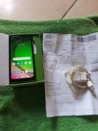 Vendo Motorola G7 play novo