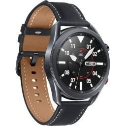 Galaxy Watch 3 LTE 45mm - R$1499 ou em até 12x de R$134,81 - Lacrado e com Nota Fiscal