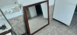 Espelho com moldura !!!!!