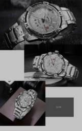 Título do anúncio: Relógio masculino naviforce