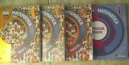 Livro Matemática: Paiva - Moderna Plus - vol.1