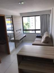 Apartamento 1/4 por R$1.800,00 no Porto Mar