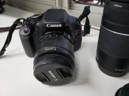 Título do anúncio: Maquina Fotográfica Profissional Canon