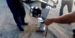 Compactador sapinho