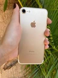 Título do anúncio: Iphone 7 Gold Impecável