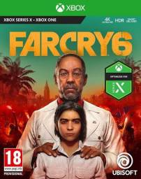 Título do anúncio: FarCry6 Xbox One ( PROMOÇÃO )
