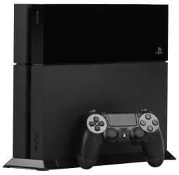 Título do anúncio: Playstation 4 + 2 controles originais