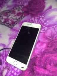 Título do anúncio: iPhone 6s / Vai na Caixa
