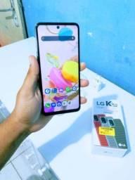 Smartphone LG K52 completo