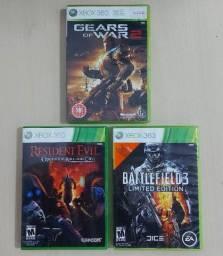 Título do anúncio: Jogos Originais Xbox360.