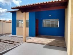 Título do anúncio: Casa com 3 dormitórios à venda, 82 m² por R$ 100.000,00 - Sport clube - Extremoz/RN