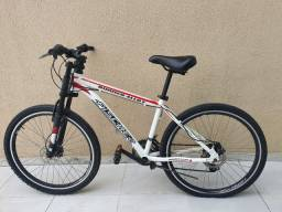 Título do anúncio: Bicicleta Aro 26 Freio Disco Fischer Runner Alloy Com Nota Fiscal