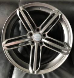 Rodas AVULSA Audi TTS e RS7 aro 20 Furaçao 5x112 Grafite FOSCO. Por R$700,00 cada