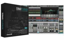 SONAR Platinum v22.6.0.26 Produção Musical Profissional