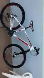Bicicleta gts m7 semi nova