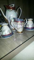Porcelana conjunto