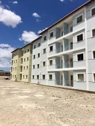 Apartamento novo em Horizonte com 02 quartos com suite, novo em horizonte Ce