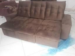 Sofa com qualidade!