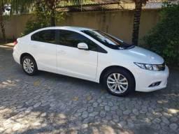 Honda Civic LXR 2.0 Aut. 2014 Branco - 2014