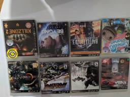 Playstation jogos ps3