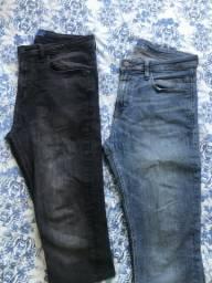 Calça Zara Skinny