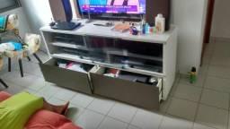 Rack para tv e som