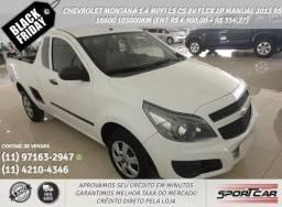 Chevrolet Montana Branca 1.4 Mpfi Ls Cs 8v Flex 2p Manual 2013 R$ 16.623,00 103023Km - 2013