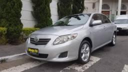 Toyota Corolla Gli 1.8 Flex 16v Aut. Gnv Prata Completo 2011  - 2010