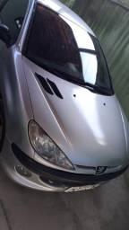 Vendo Peugeot 206 R$9.500 parcelo no cartão - 2004