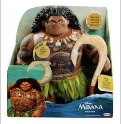 PROMOÇÃO!! Boneco Maui Tatuagens Mágicas-Jakks Pacific