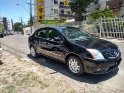 Sentra 2.0 2011/12 6 marchas carro impecável ideal para Uber - 2012