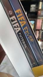 Box dvd fifa fever 1904-2004 edição especial de colecionador (raro)