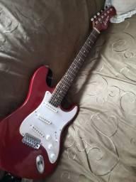 Guitarra erton troco por cavaco