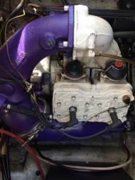 Motor lancha jet boat 1997 em perfeito estado 110 Hp valor 4.500 - 1997