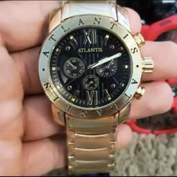 Vendo Relógios Atlantis Modelo BVLGARI