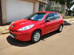 Peugeot 1.4 207 impecável - 2013