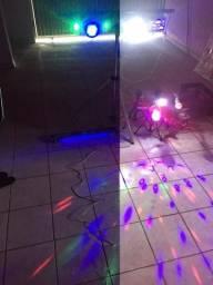 Jogo de luzes