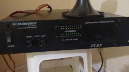 Vendo Amplificador Technovox TX 3.9