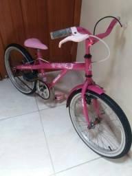 Bicicleta aro 20 pra meninas