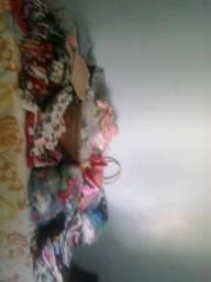 Vendo lotes de roupas novas com etiquetas e de marcas ,sao 180peças