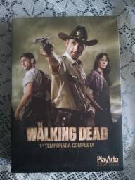 1ª temporada The Walking Dead DVDs